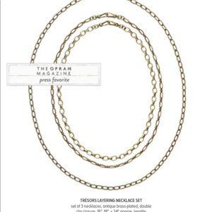 Chloe + Isabel Jewelry - Tresors Layering Necklaces